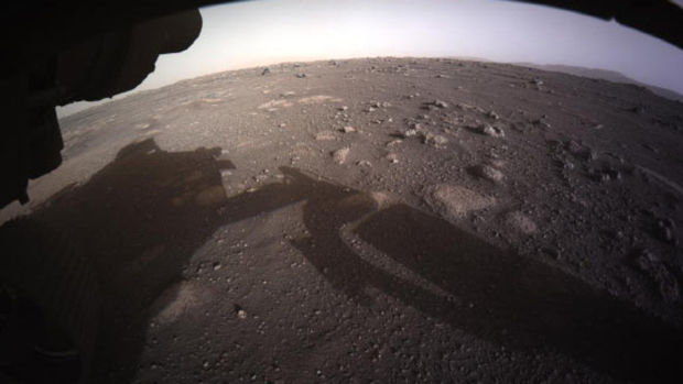 Marsda həyat üçün şərtlərin mövcud olduğu müəyyən edilib