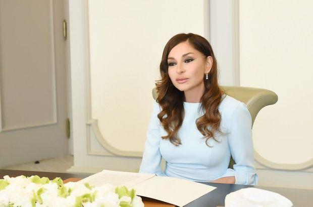 """Mehriban Əliyeva: """"Bu gün Şuşa azaddır!"""" - VİDEO"""