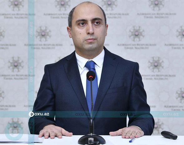 Təhsil naziri əyani dərslərin bərpasından DANIŞDI