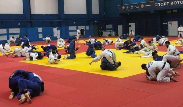Cüdoçularımız beynəlxalq yarışlara Kazanda hazırlaşırlar – FOTO