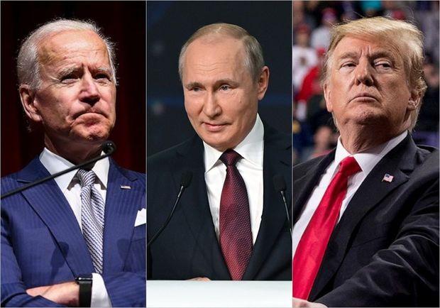 Putin Trampla Baydeni müqayisə etdi
