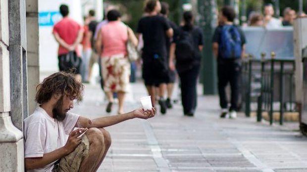 В Италии зафиксировали рекордный уровень бедности с 2005 года