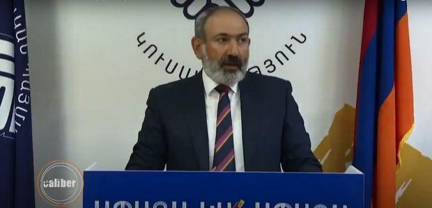 """""""Caliber"""" Ermənistandakı parlament seçkilərinin nəticələri barədə... – VİDEO"""