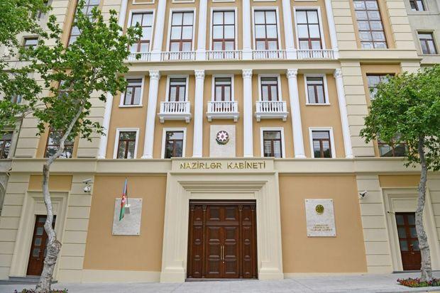 Nazirlər Kabinetindən xüsusi karantin rejimi ilə bağlı QƏRAR