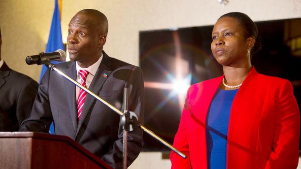 Haitinin öldürülən prezidentinin həyat yoldaşı xəstəxanadan paylaşım etdi