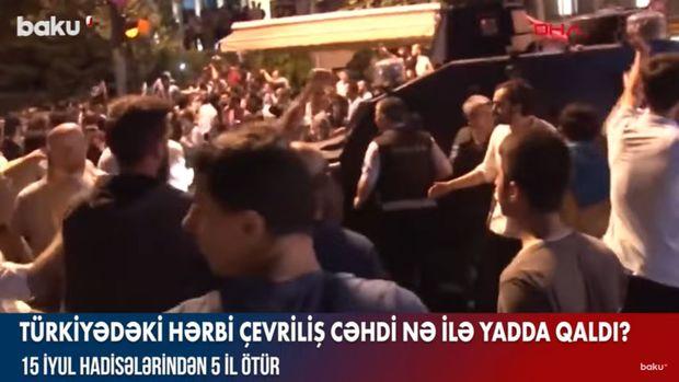 Türkiyədə hərbi çevriliş cəhdi nə ilə yadda qaldı? – VİDEO