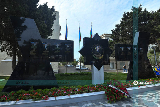 В Баку состоялось открытие парка имени Полада Гашимова