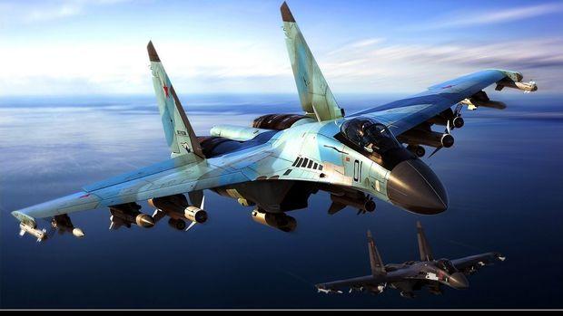 Rusiyada Su-35 qırıcısı qəzaya uğrayıb