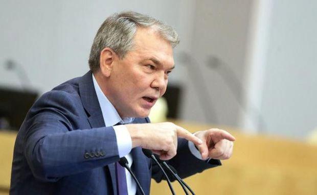 """Leonid Kalaşnikov: """"Üçtərəfli bəyanatı mübahisələndirmək cəhdləri uğur qazanmayacaq"""""""