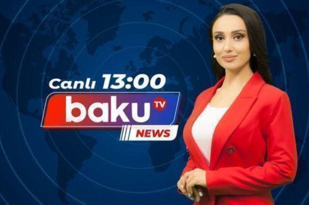 Bakı Azərbaycan və Türkiyə bayraqlarına büründü - Xəbərlərin 13:00 buraxılışı