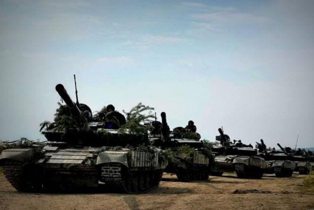 Ukraynada beynəlxalq hərbi təlimlər başlayır